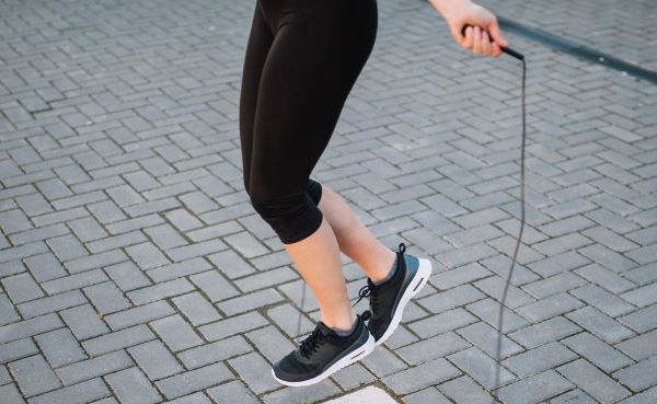 back pain after jump rope